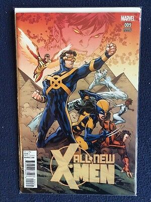 All New X-Men # 9 Connecting Variant NM 2016 Marvel Comics
