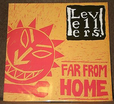 The Levellers - Far From Home (Longish). (Uk, 1991, 12 Inch, China, Wokt 2010)