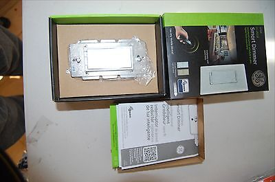 Ge Switch  Smart Dimmer Z-Wave 12724 In Wall