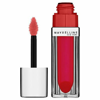 MAYBELLINE Color Elixir Lip Laquer - 505 SIGNATURE SCARLET - 5ml - Sealed -