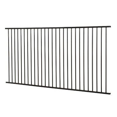 Pool Fence Flat Top Certified