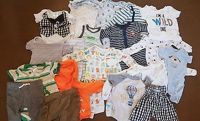 LOT 50+ Baby Clothes 3 - 6 months - Unisex