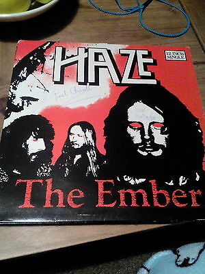 Haze the ember 12 inch record