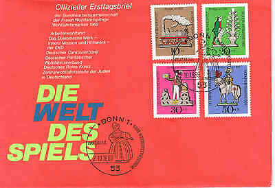 Fdc 1969