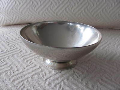 Tiffany & Co Sterling Silver Footed Compote Bowl