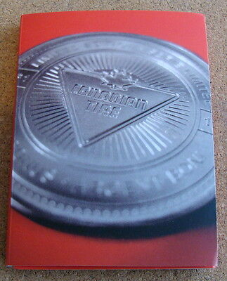 2010 Canadian Tire Dollar Coin  Booklet Comes With 3 Coins.