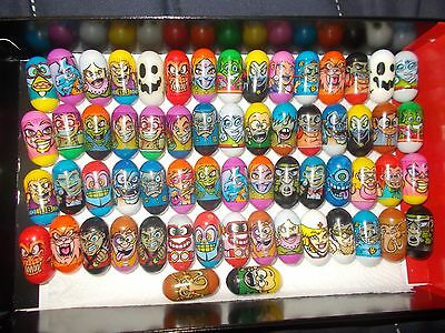Vintage 2004 62 Toy Jumping Beans A Great Job Lot