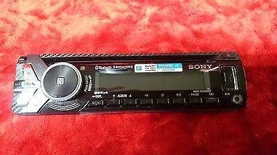 Sony Car Stereo MEX-N5000BT - FACE PLATE ONLY CD Player Faceplate
