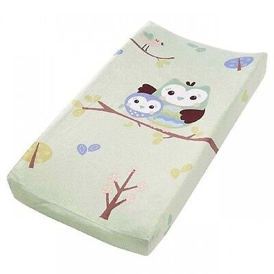 Summer Infant Changing Pad Pad Cover Pals, Who Loves You Owl, 40% Off, Free Ship