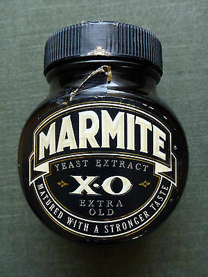 Limited Edition Marmite XO Collectable Special Edition Jar