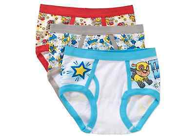 Paw Patrol Boys' Underwear, 3 Pack (216)