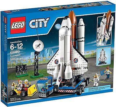 New And Sealed Lego City Space Port Set 60080