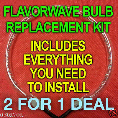 **2 FOR 1 DEAL** Flavorwave Halogen Bulb FAST SHIPPING FROM USA