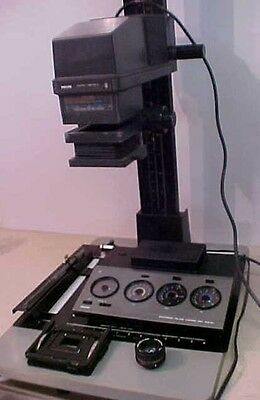 Philips PCS 130 Color electronic enlarger photography   easel & controler