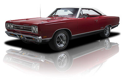 1969 Plymouth GTX  Documented Restored Numbers Matching GTX 440 V8 375 HP Torqueflite Air Grabber