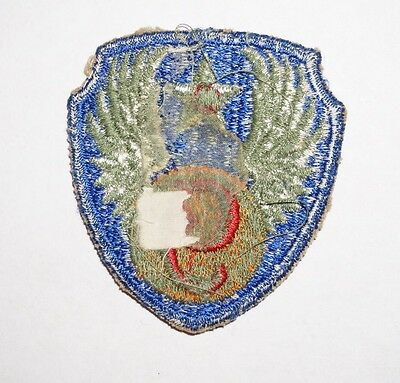 9th Air Force AAF Patch GREENBACK WWII P2589