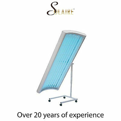 Solarium - Tanning Bed - Solaire Home Tanning 12 Single Sided