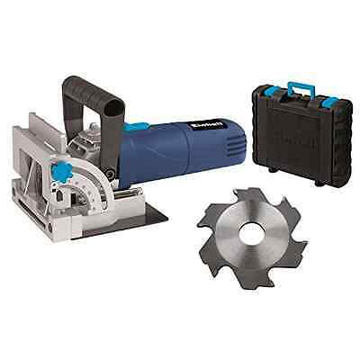 Einhell Biscuit Jointer Complete With Dust Bag In BMC