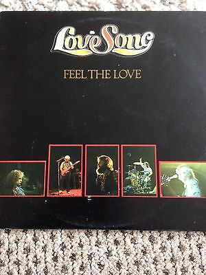 LOVE SONG Feel The Love GOOD NEWS RECORDS DOUBLE VINYL LP Free UK Post