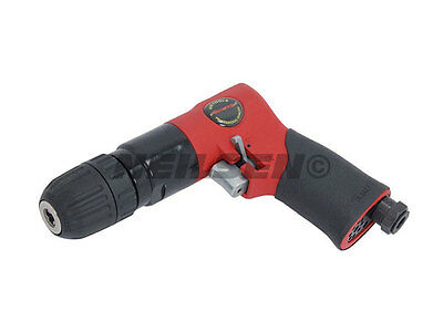 "3/8"" Keyless Reversible Air Drill - Screw Driving,honing, Reaming"