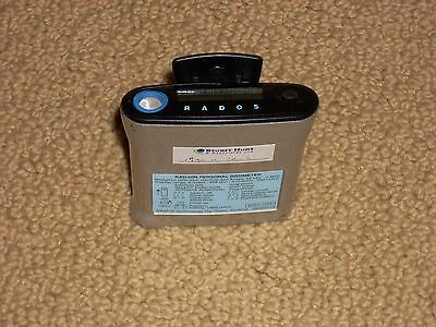 Rad-60R Radiation Detector Dosimeter Tested And Working