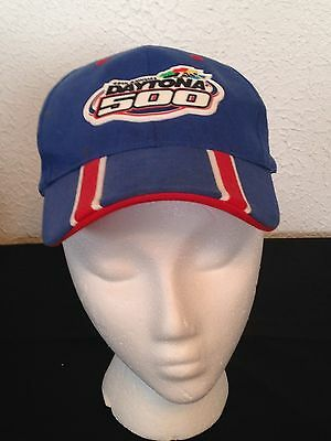 Daytona 500 48Th Annual Hat Blue And Red Adjustable