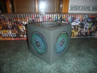 Doctor Who Pandorica Cube 6 Cds 3 Audio Stories
