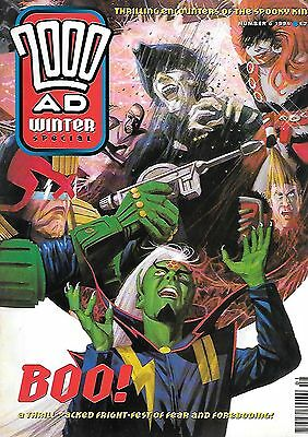 2000AD Special #6 (1994, top grade) 68 pages