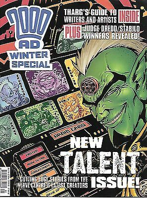 2000AD Winter Special #8 (2005, top grade) 68 pages