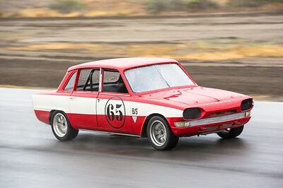 1965 Triumph 2000 Sedan Race Car
