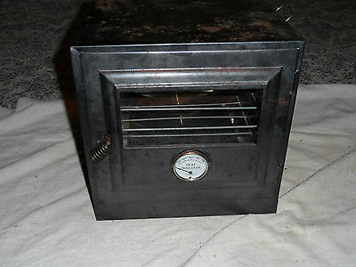 Vintage Wood Stove Oven/camp Gear/camping/ice Shanty/stove Top/hunting/woods/