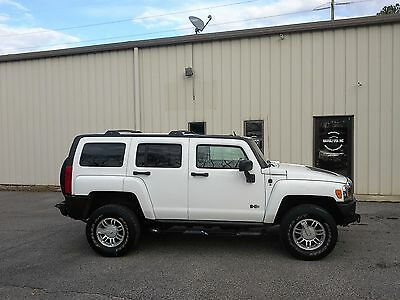 2007 Hummer H3 h3 2007 Hummer h3 2 owners leather