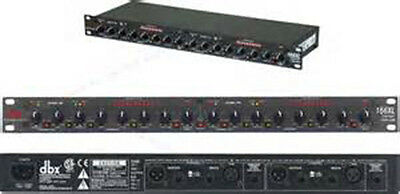 DBX 166XL 2 Channel Compressor Limiter with Noise Gate