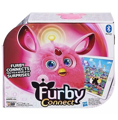 Furby Connect Pink Electronic Toy Pet  B6086 - Same day shipping