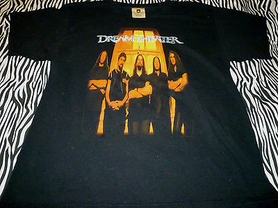 Dream Theater  Vintage 2000 Tour Shirt ( Used Size L ) Very Good Condition!!!