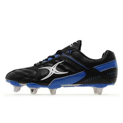 Mens Gilbert Barbarian 8 Stud Rugby Boots size 8 UK RRP £59.99 SALE