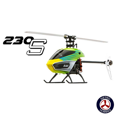 Blade BLH1500 230S RTF Helicopter w/ SAFE Technology Mode 2 - Brand New