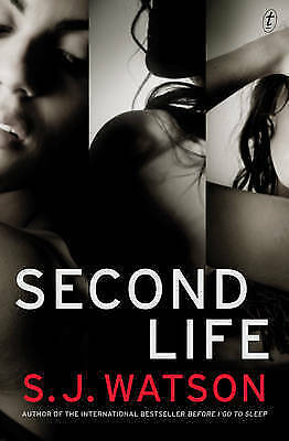 Second Life by S. J. Watson (Paperback, 2015)
