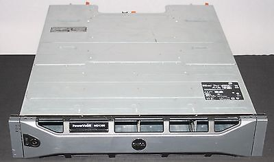Dell PowerVault MD1200, Dual 6Gb SAS Controller, 12 Bay Drive Array, E01M001 #C8