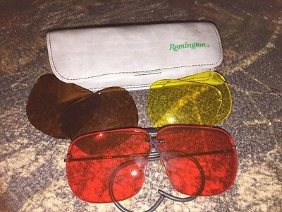 Remington Shooting Glasses