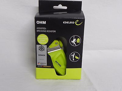 Edelrid OHM Assisted Breaking Resistor