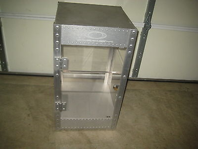 OAKLEY - small cube desktop DISPLAY CASE (beautiful)