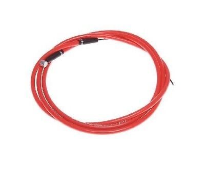 Primo - 1x Linear BMX Bike Brake Cable - Red
