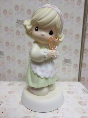 YOU HAVE THE SWEETEST HEART -Precious Moments Figurine By ENESCO- 689548 NO BOX