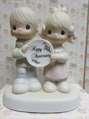 GOD BLESS OUR YEARS TOGETHER, Precious Moments Figurine By ENESCO E-2853 NO BOX