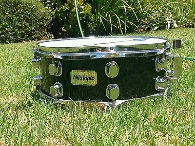 billy hyde snare drum