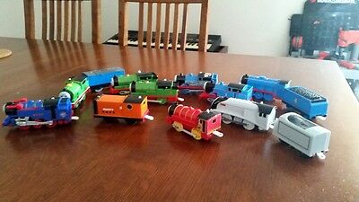 Thomas & Friends Trackmaster LOT - Engines, Cars, Stations, Tracks