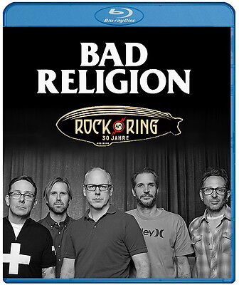 Bad Religion live Rock Am Ring 2015 (Blu Ray) The Offspring