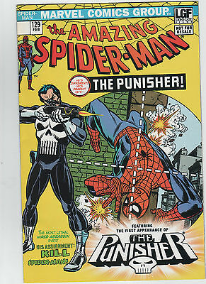 Amazing Spider-Man Vol.1, No. 129 (Lion's Gate Edition) #[nn] (Jun 2004, Marvel)