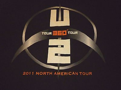 U2 Tour Shirt ( Used Size L ) Very Good Condition!!!